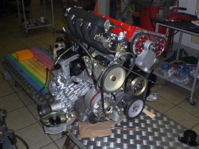 Lancia Delta Integrale Turbo Engine - Bing images